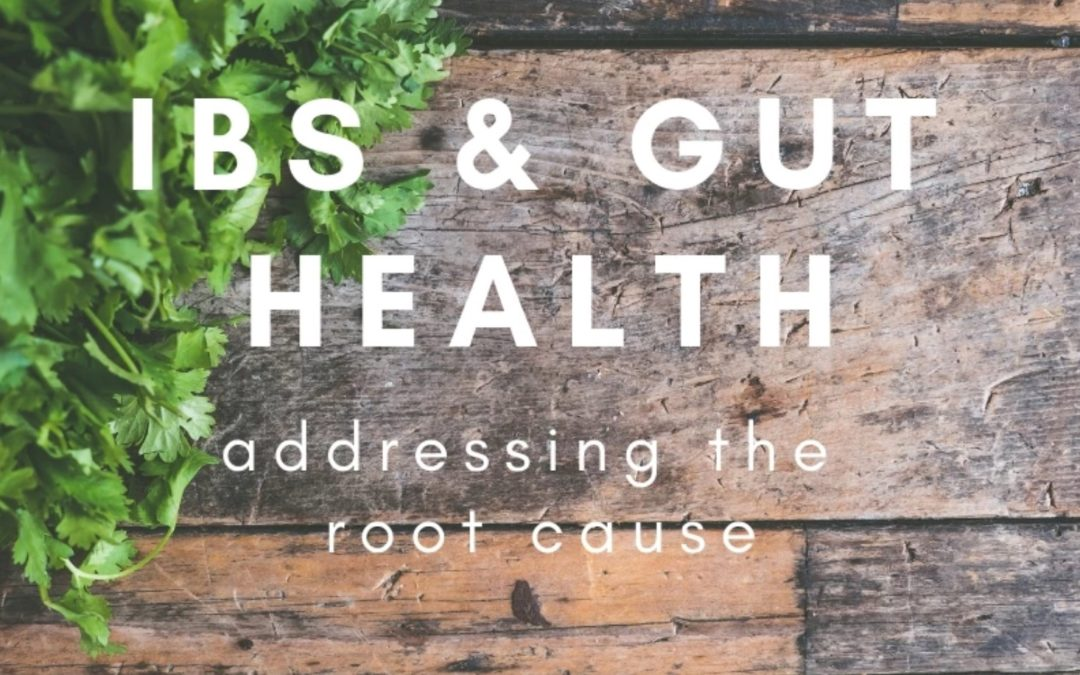 Addressing the root cause of your IBS